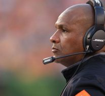 Browns' Hue Jackson after 0-12 start: 'I'm not feeling like this next year'