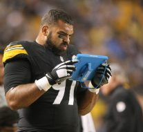 Steelers DE Cameron Heyward is out for the season with a pectoral injury