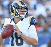 No. 1 overall pick Jared Goff to make NFL debut for Rams on Sunday
