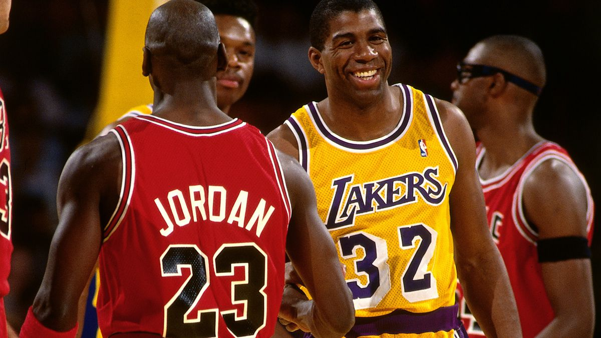 815fafa54da Every NBA team's best jersey ever, ranked from 30 to 1 - Physical ...