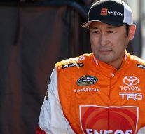 NASCAR driver vows not to let $80k robbery kill his dream