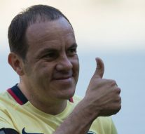 Cuauhtemoc Blanco ends hunger strike after bid to impeach him as mayor fails