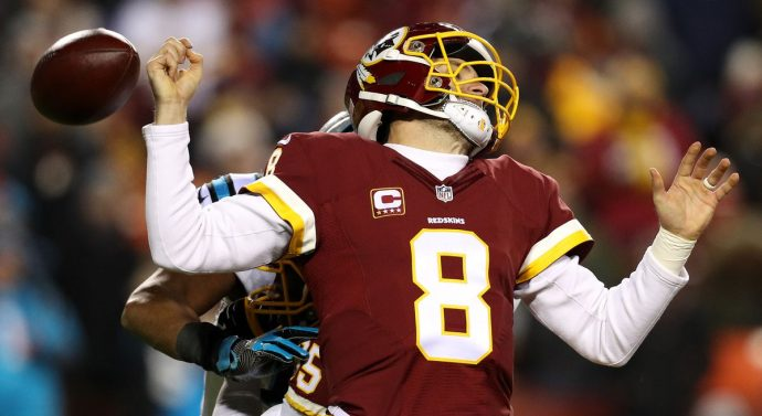 The Redskins are worse on 'Monday Night Football' than anyone is at anything