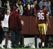 What exactly did Jordan Reed think would happen when he punched an opponent in the helmet?