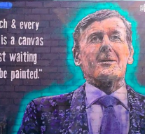 Craig Sager commemorated in mural by Los Angeles street artist next to Stuart Scott
