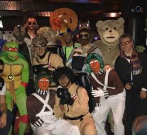 Tottenham Hotspur's costumes for the team Christmas party were amazing
