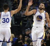 Great… The Warriors are now blowing out playoff teams without even trying
