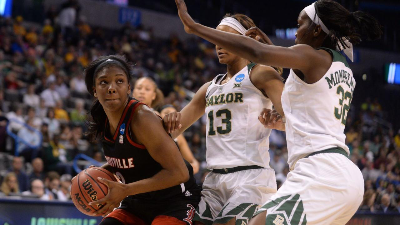NCAA Women's tournament 2017: Mississippi State beats Baylor 94-85 in overtime | Physical ...