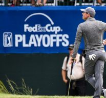 FedExCup points list entering first playoff event