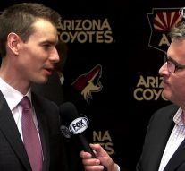 John Chayka: Tocchet a great fit for Coyotes' roster