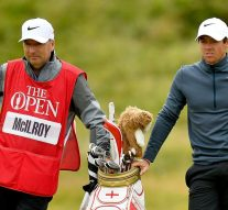 Report: McIlroy splits with longtime caddie Fitzgerald