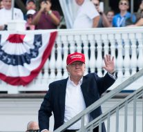 Trump to serve as Presidents Cup honorary chairman