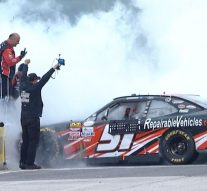 Jeremy Clements scores incredible first career win at Road America after spinning on penultimate lap | 2017 NASCAR XFINITY SERIES