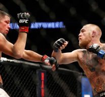 Video: McGregor hints at 'trilogy fight' with Nate Diaz after Floyd Mayweather bout