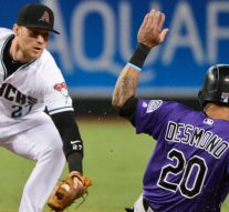 Who would win a wild-card matchup between the Rockies and Diamondbacks?