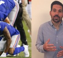 NFL Rules Analyst Dean Blandino explains why the hit on Odell Beckham Jr. was legal