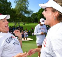 Inkster brings fun back to U.S. squad, with success