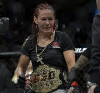 Ortiz: Ronda Rousey was hand-fed opponents, Cris Cyborg will be 'face of women's MMA'