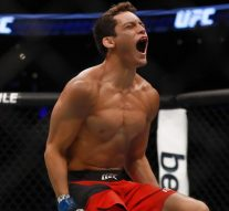 UFC featherweight Humberto Bandenay: Fighting for more than himself