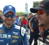 Martin Truex Jr. might be working on fishing boats if it wasn't for Dale Earnhardt Jr.