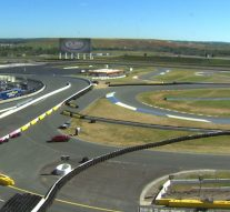 Drivers test 'roval' course at Charlotte Motor Speedway ahead of 2018 debut
