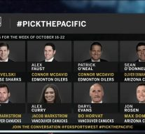 #PICKthePacific: Patrick O'Neal leads the way