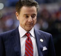 Former Louisville coach Rick Pitino is suing Adidas in federal court