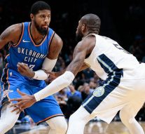 Colin isn't sold on OKC's Thunderous 3: 'Crisis will eventually tell you how it works'