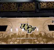 Feast your eyes on UCF's ROLLERCOASTER COURT