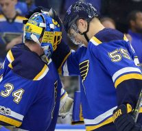 Jake Allen says Blues can't afford to get comfortable