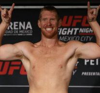 UFC Gdansk weigh-in results and video: Sam Alvey misses, weighs 189 lbs