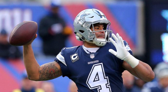 Cris Carter thinks Dak's struggles will put the label as 'game manager' on him for a long time