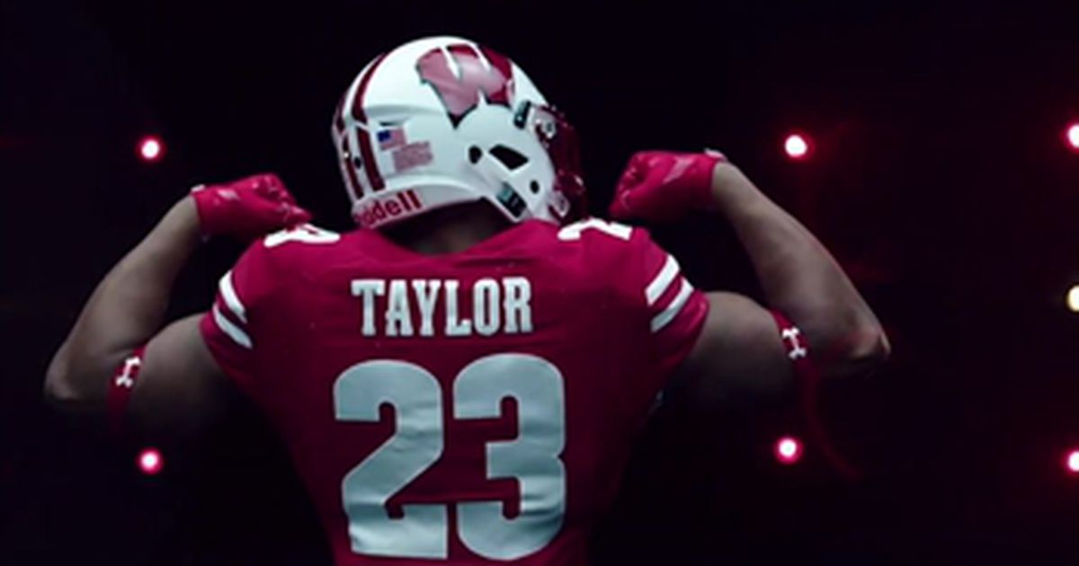How Wisconsin freshman Jonathan Taylor has become the latest great Badgers running back ...