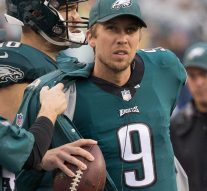 "Mark Schlereth: ""I think Nick Foles is plenty good enough to lead this team and lead this team deep"""