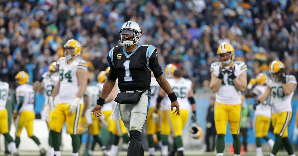 'Watch this!' Cam Newton talks trash to Packers defense ...