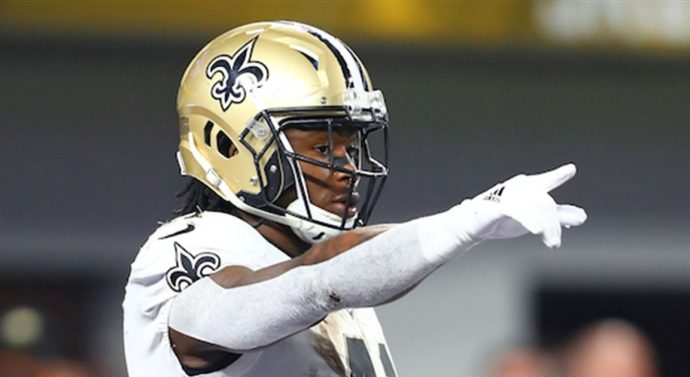 Alvin Kamara reveals what he told Marcus Williams after last week's loss in Minnesota