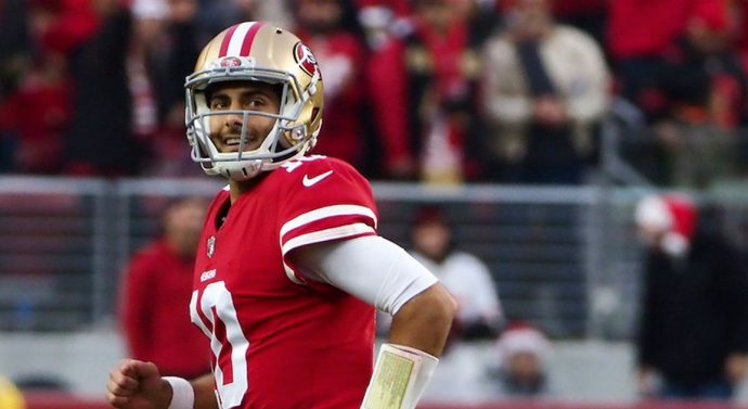Doug Gottlieb talks Jimmy Garoppolo's reported 5-year, $137.5M deal with the 49ers
