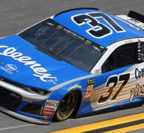 Chris Buescher ready to start his second campaign for JTG with a strong run in Daytona