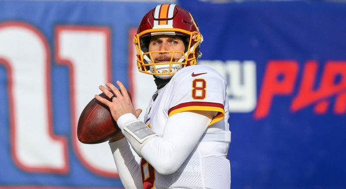 Jason Whitlock: Kirk Cousins should chase wins, not money