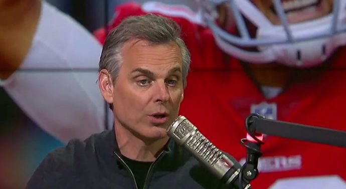 Colin Cowherd: 'San Francisco… is in the NFC Championship next year'
