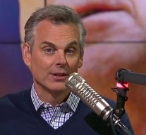Colin Cowherd's reaction to Louisville vacating their 2013 NCAA title