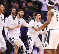 Michigan State pulls off biggest comeback in Big Ten history with 65-60 win over Northwestern