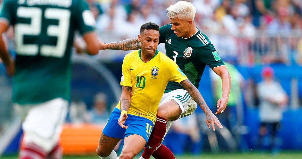 90 In 90: Brazil Vs. Mexico