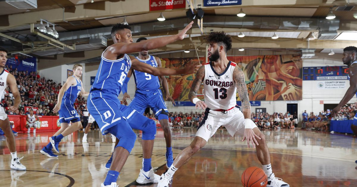 Duke vs. Gonzaga final score: 3 things we learned as 'Zags win Maui Invitational with huge upset ...