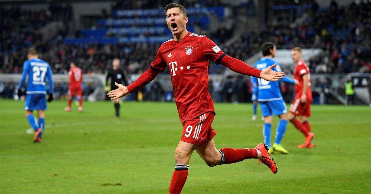 Bayern Vs Hoffenheim