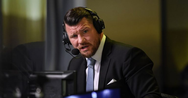 Michael Bisping: Darren Till tore his ACL 10 weeks before